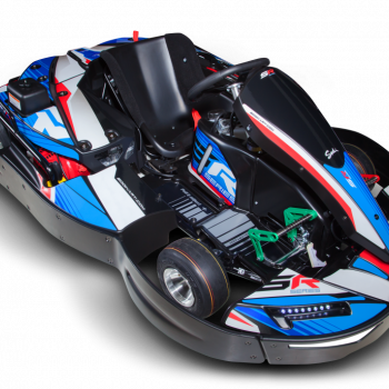 Starting in spring 2020, go-karting will be available.